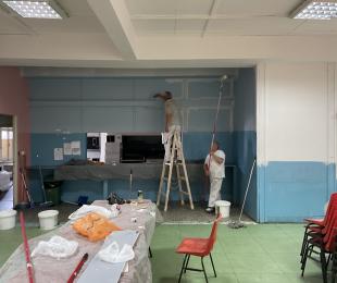 Реновирање на кујна Димо Хаџи Димов